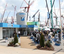 Bauma - Weltleitmesse rund um Bau- und Baustoffmaschinen