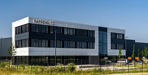 Rappenglitz Messebau Firmengelände